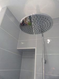 Douche du rez de chaussée